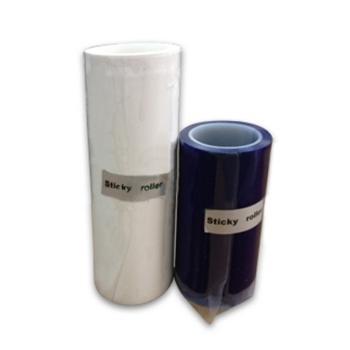 国产粘尘滚筒,4英寸白色