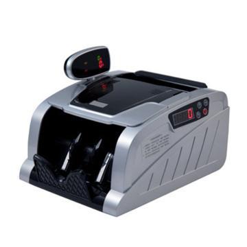 齐心 智能红外点点钞机, 验钞机 双屏 3对磁头2对红外 黑银 JBYD-2169(C) 单位:台