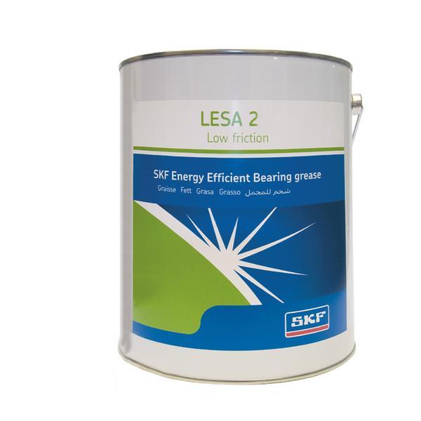 斯凯孚SKF 轴承润滑剂,LESA 2/1,1kg/罐