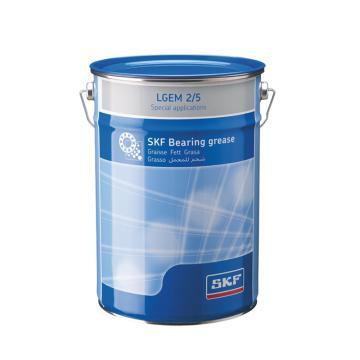 斯凯孚SKF 轴承润滑剂,LGEM 2/5,5kg/罐
