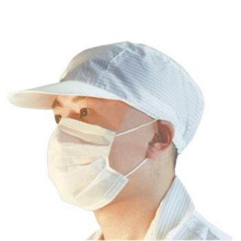 華涌 防靜電工帽,男式 白色 單位:頂