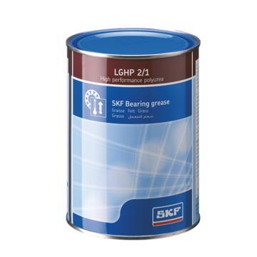 SKF轴承润滑剂,LGHP 2/1,1kg/罐