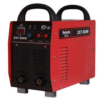 凯尔达逆变直流手工弧焊机,ZX7-500N,红色机体,IGBT逆变