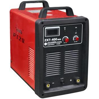 沪工之星逆变直流弧焊机,ZX7-400mos,含风冷,快速插头