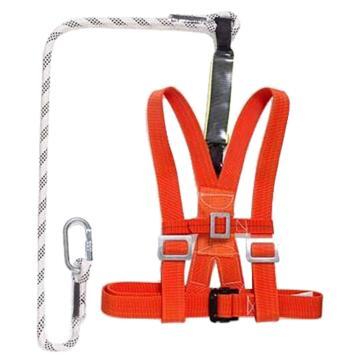 上海 安全带套装,61301H,悬挂双背带式安全带套装