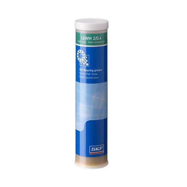SKF轴承润滑剂,LGWM 2/0.4,420ml/筒