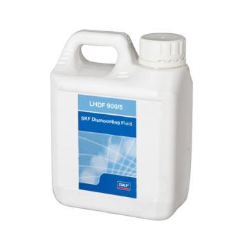 SKF拆卸油,LHDF 900/5,5L/罐