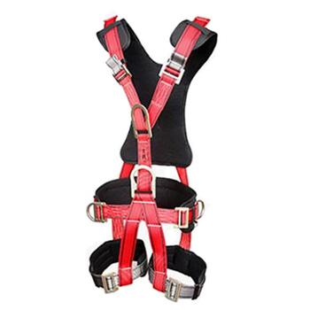 羿科 全身式安全帶,60816707,PN56全身兩掛點救援舒適型安全帶