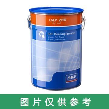 斯凯孚SKF 轴承润滑剂,LGEP 2/180,180kg/桶