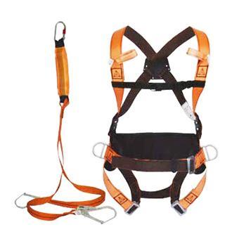 代尔塔DELTAPLUS 安全带套装,506102, ENKIT02舒适型防坠套装