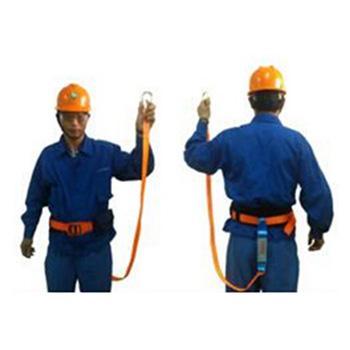 奎楼 安全腰带套装,GZ-Y单腰轻便型,单挂点式安全带,1.8米
