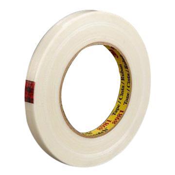 3M 8915玻璃纤维胶带,厚度:0.15mm,长度:55m