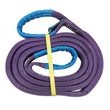 多来劲 扁平吊环吊带,2T*3米,带宽30MM,紫色(售完即止)