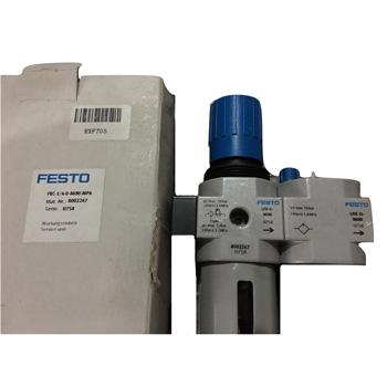 FESTO气源二联件,FRC-1/4-D-MINI-MPA,8002267
