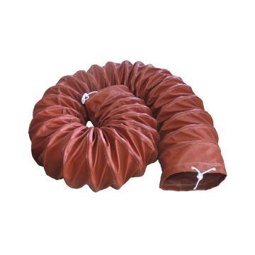 宝丰 耐高温风管,管口直径150mm,长度5m,耐高温800℃