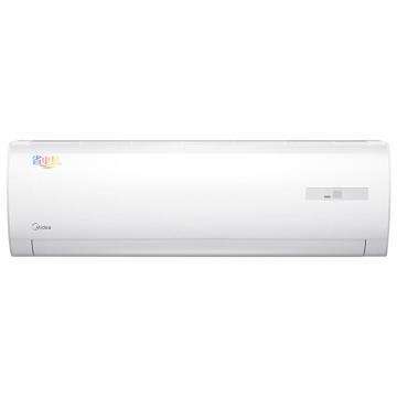 美的 小1.5匹冷暖定速挂机空调,省电星,KFR-32GW/DY-DA400(D3),三级能效,区域限售,区域限售