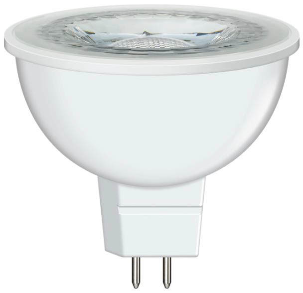 欧司朗 220V MR16 LED射灯光源 MR16 50 S 7.5W 2700K 36˚GU5.3只含灯杯,功率6.5W黄光,单位:个