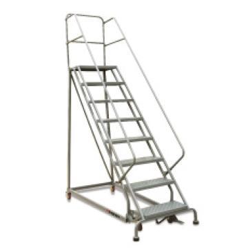 泰得力 2米平台梯,包装规格:2900*900*580mm 净重97kg 毛重125kg,RL358B