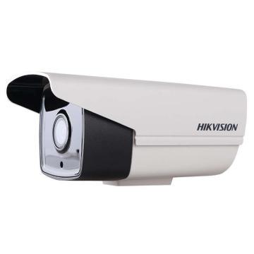 """海康威视 200万1/2.8""""筒型网络监控摄像头,POE供电,红外50米,DS-2CD3T25-I5(D)(6mm)"""