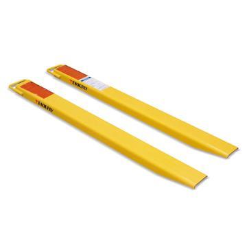 泰得力 铲车加长叉 (一对),长度2085mm 适用于叉宽100mm的情况,EX824