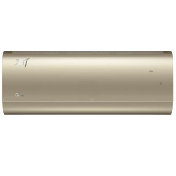 美的 1.5P变频壁挂空调 KFR-35GW/BP3DN8Y-CA100(B1),钛金,区域限售