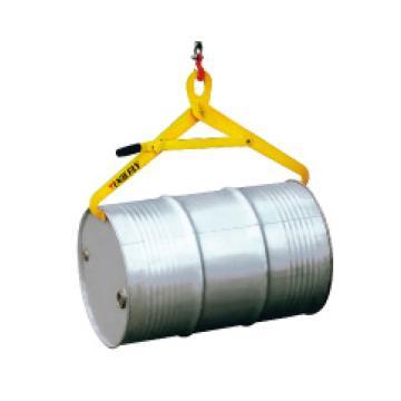 泰得力 500Kg 油桶起吊夹(起吊横桶,带锁扣) 210升/55加伦钢桶,DN500