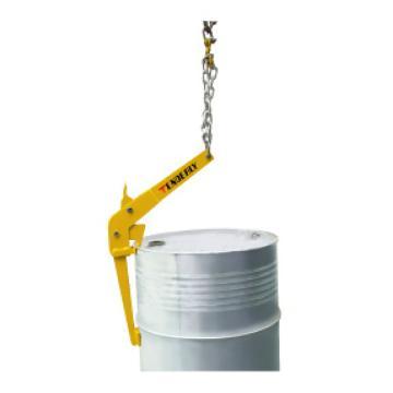 泰得力 500Kg B型油桶吊夹(夹扣式),适用于210升/55加伦钢桶,DL500B