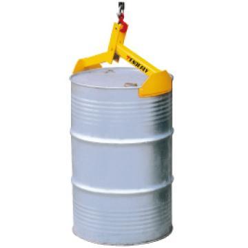 泰得力 油桶起吊夹(吊式二爪),350Kg 210升/55加伦钢桶,DL350