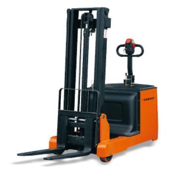 西域推薦 1000kg 平衡重全電動堆高車 載荷中心400mm 貨叉高度35-2500mm,FX1025-AC