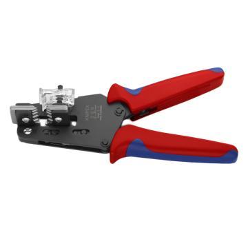 凯尼派克 Knipex 万能绝缘导线剥线钳,2.5-10.0mm²,12 12 10