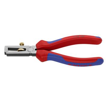 凯尼派克 Knipex 剥线钳,长160mm 剥线能力10mm²,11 02 160
