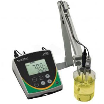 台式pH计,pH7OO,pH电极(ECFC7252101B),ATC探头(ECPHTEMPB01P),电极支架,100/240VCA电源适配器