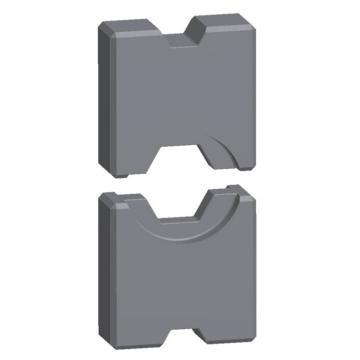 魏德米勒六角压接模,压接宽度7mm,1500930000