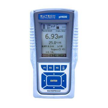便携式pH计,CyberScan pH600