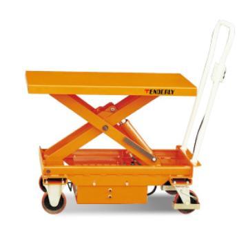 单剪电动升降平台车,载重(kg):300,起升范围(mm):450~950