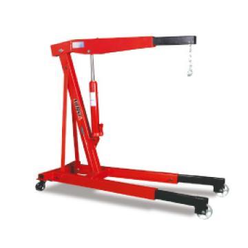 泰得力 3000Kg美式固定单臂吊(不可折叠),吊臂最短时最大载重3吨(吊钩max高度2070mm),吊臂最长时最大载重0.5吨(吊钩max高度2450mm),支腿长度可调,型号 SB3000