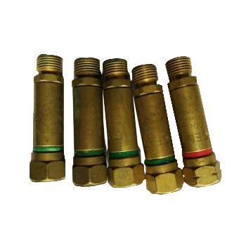 捷锐减压器用气体回火防止器,FA8RO,适用气体:氧气,工作压力:10bar