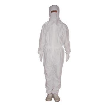 紫外线防护套装(含头罩、连体服、手套、便携包)S