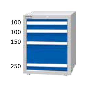 天钢 重量型工具柜,高H*宽W*深D:700*566*607 抽屉荷重(kg):100kg,EA7042