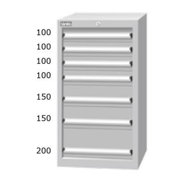 天钢 标准型工具柜,高H*宽W*深D:1025*566*607,抽屉荷重(kg):50,EHA-10071