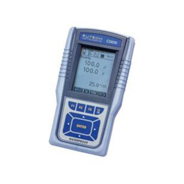 便携式多参数测量仪,防水型CyberScan CD 650 电导/TDS/电阻率/盐度/溶解氧 多参数仪表