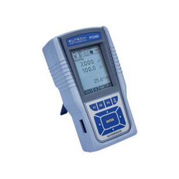 便携式多参数测量仪,防水型CyberScan PC 650 pH/mV/离子/电导/TDS/电阻率/盐度 多参数仪表