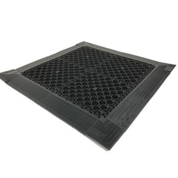 布伦模块刮砂地垫 灰色19.5cm*19.5cm*12mm