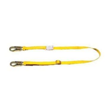 梅思安MSA 限位系绳,9305001,沃克曼限位绳 聚酯材质 长度可调节