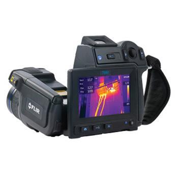 菲力尔/FLIR 热成像相机T610 25°,标配25°镜头,带Wi-Fi功能,-40~650℃,640*480,40mK,需报备