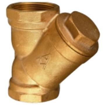 埃美柯/AMICO 青铜丝口过滤器,SY11-20T,586-DN20,18目