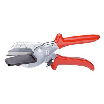 凯尼派克 Knipex  带状电缆切割刀,刀片长度56mm),94 15 215