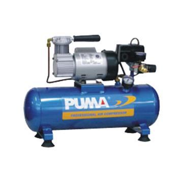 巨霸PUMA 活塞式空压机,无油直接式,单相,0.012 m³/min,BX0506