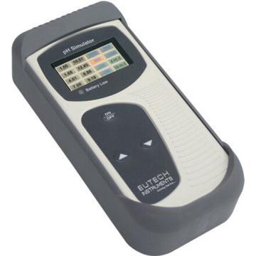 精密PH模拟器,精密高-低阻、多缓冲溶液pH模拟器(带BNC-BNC电缆)