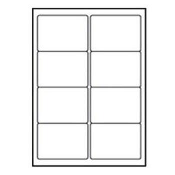 安内斯 安内斯 电脑打印标签 (白) ,99.1mm*67.7mm A7165-100 单位:包